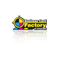 Fort Collins Printing Company Business Card Factory Of